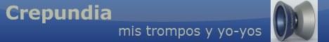 Crepundia: mi colección de trompos y yo-yos